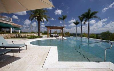 luxo piscinas piscina borda infinita interna como mais modelos segredo das projeto lazer impressionantes exuberantes meio terreno cor