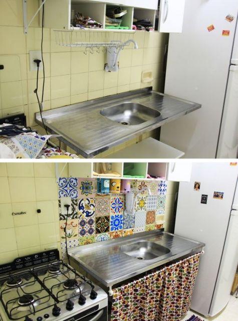 Reforma de cozinha dicas baratas e 30 projetos incrveis