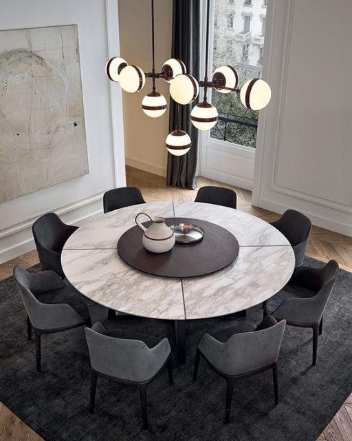 Mesas de mrmore como usar na decorao modelos e preos