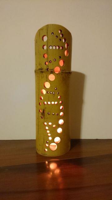 Artesanato em bambu 53 ideias incrveis e vrios passo a