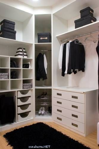 Quarto de Casal com Closet  25 Modelos Fotos e Projetos