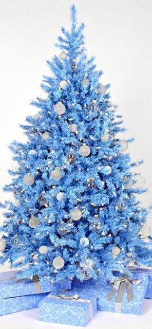 Rvore De Natal Azul 25 Ideias Incrveis Amp Dicas De Como