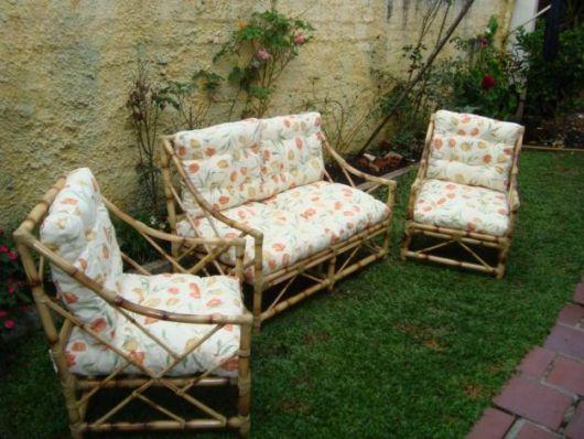 sofá para jardim