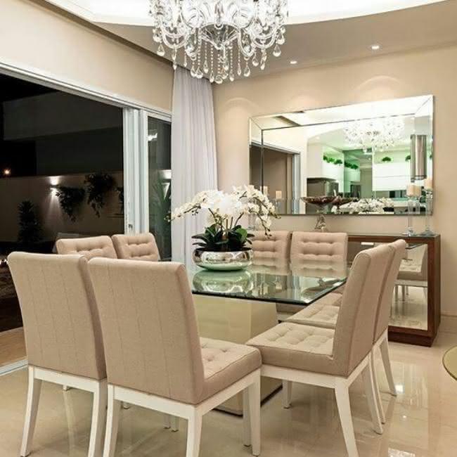 Mesa para Sala de Jantar confira modelos e dicas
