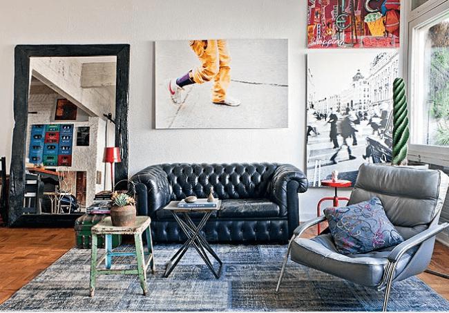 Kitnet Masculina 15 ideias para decorar e organizar