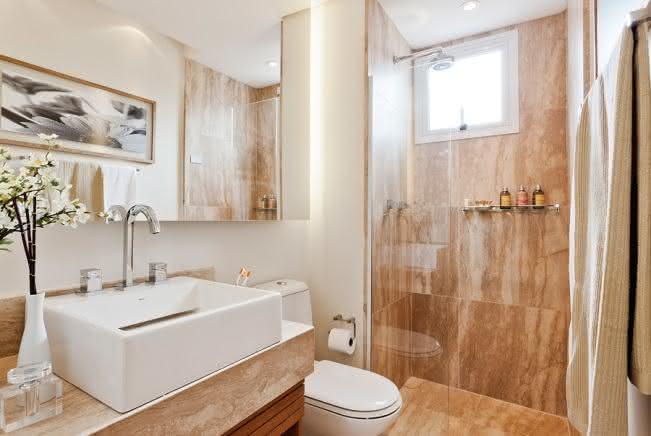 Revestimentos para Banheiro 6 materiais indicados para