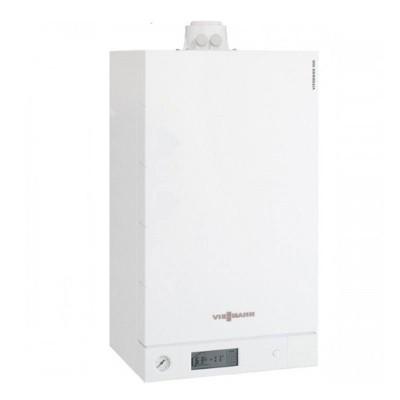 Centrala termica in condensare cu touchscreen Viessmann Vitodens 100-W 35 kw B1HC179 numai incalzire