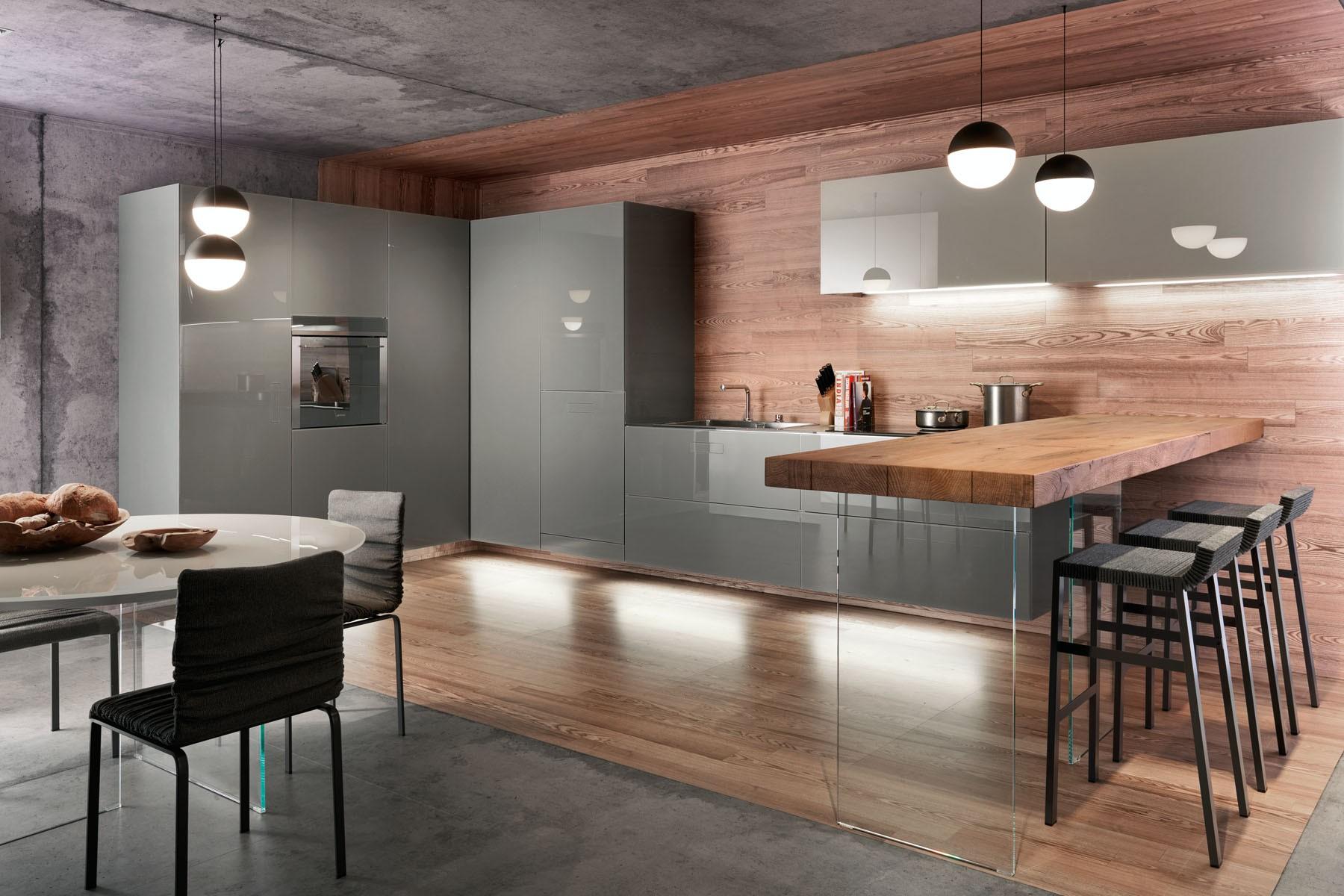 Cucina LAGO 36e8 WildWood  Arredare casa sul Lago di Garda