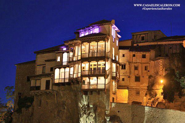 Las Casas Colgadas de Cuenca y Puente de San Pablo