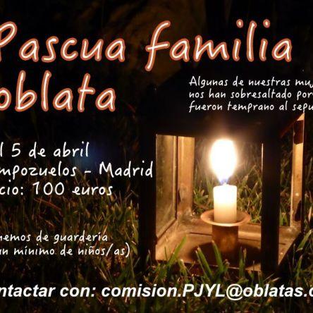 Pascua Familia Oblata 2015