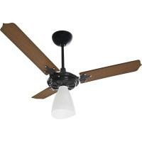 Ventilador de Teto Ventisol Wind Light Pra 3 Ps de MDF ...
