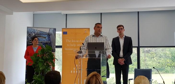 Veljko Davidović govori o pravilima iz realnog biznisa implementiranim u simulaciju Coin&Fund