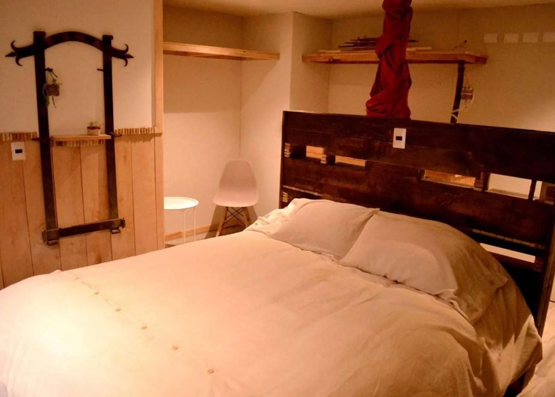 Casa Gioia, habitaciones