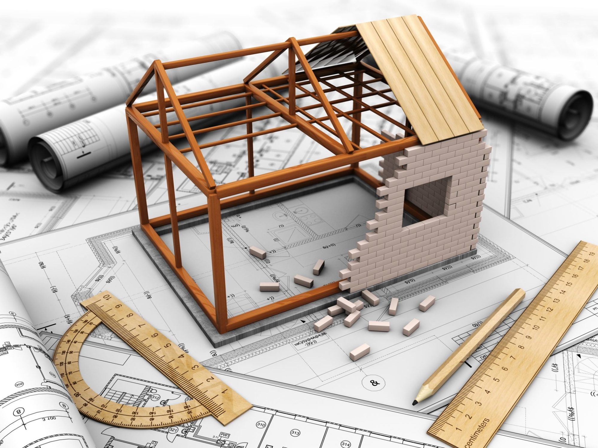 hight resolution of building permit applications