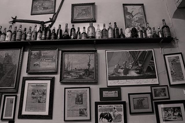 Antigua taberna de Casa Guillermo - Valencia