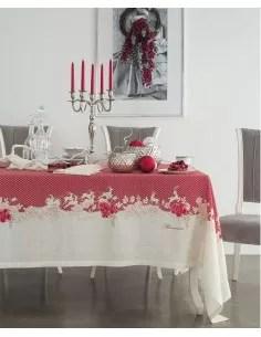 Sul nostro webstore corredo italiano® troverai sempre un'ampia scelta di tovaglie da tavola sia in cotone che in tessuto di lino e che renderanno unici ogni. Tovaglie