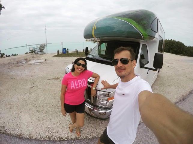 Viagem de MotorHome na Flórida em 11 dias