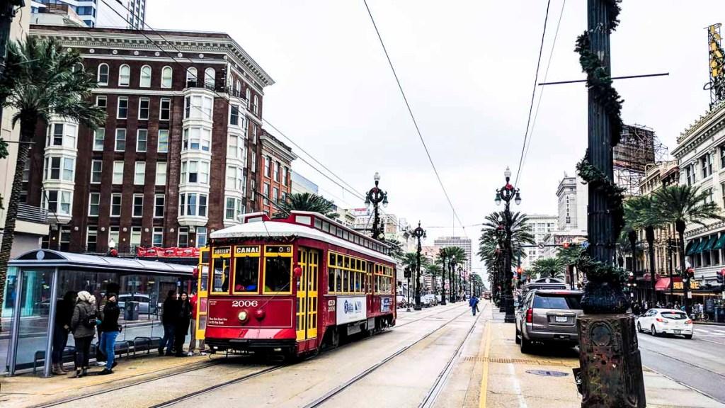 New Orleans Railcar