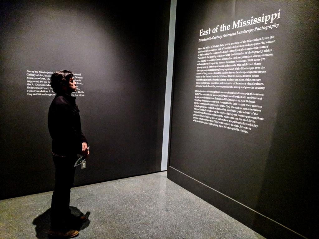 East of the Mississippi Exhibit
