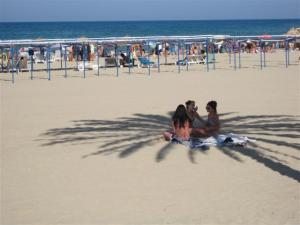 Beaches in Spain Gandia