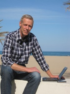 Nick Snelling director of Casalasafor