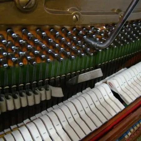 afinação de pianos