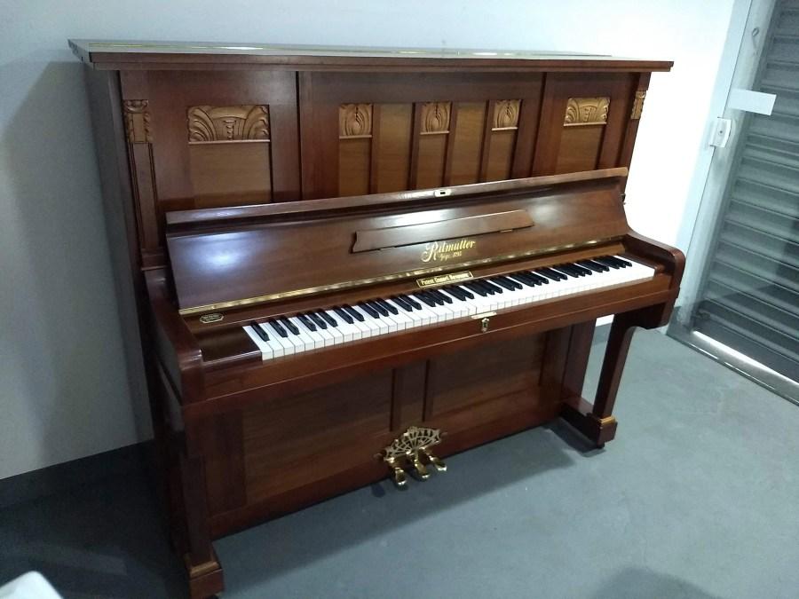Reforma de Piano Ritmuller