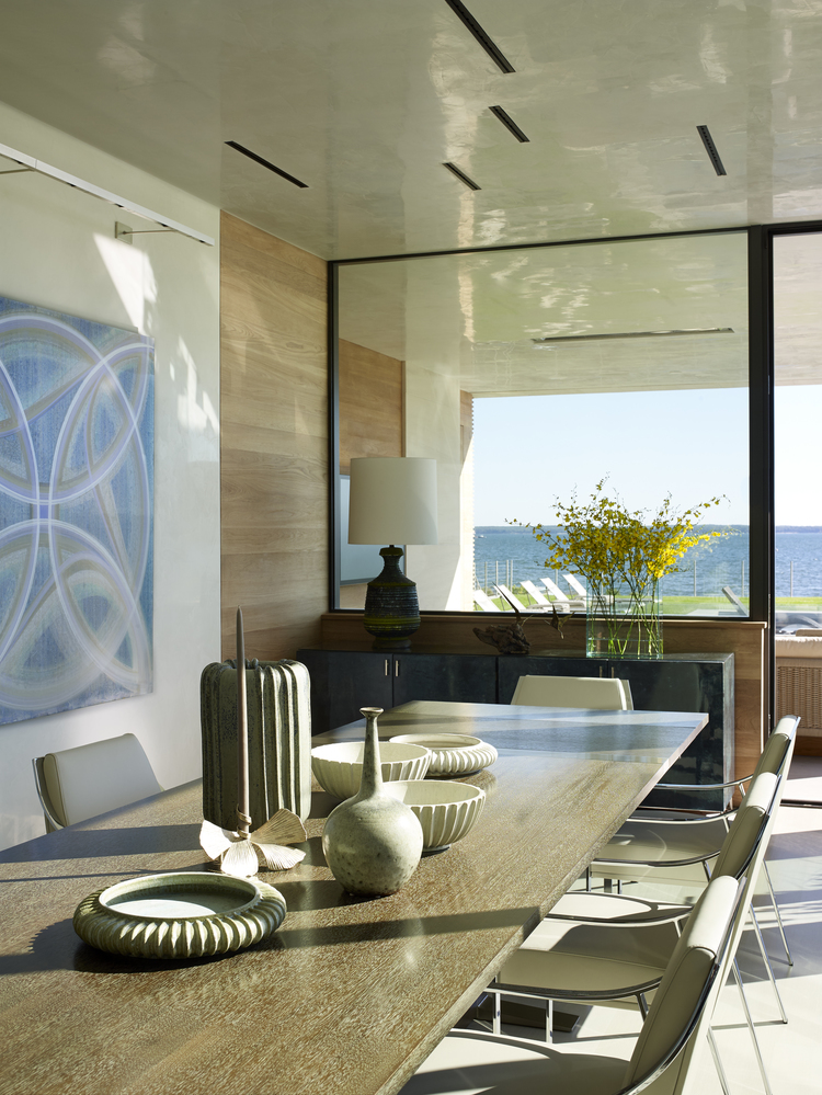 North Haven NY Architect: Blaze Makoid, Design: David Scott Interiors