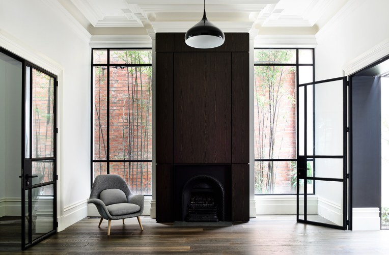 Wolveridge-Architects-East-Melbourne-Heritage-Victorian-Terrace-House-Conversion-Renovation-Townhouse-Development-Courtyard-Award-Winning-07