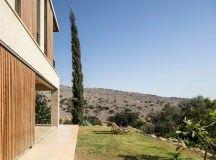 Residence in the Galilee by Golany Architects – casalibrary