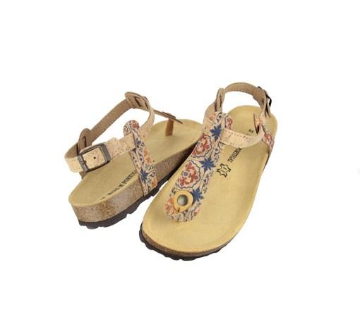Sandales printemps été liege artisanat