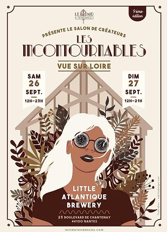 Salon foire créateurs les incontournables Nantes Loire