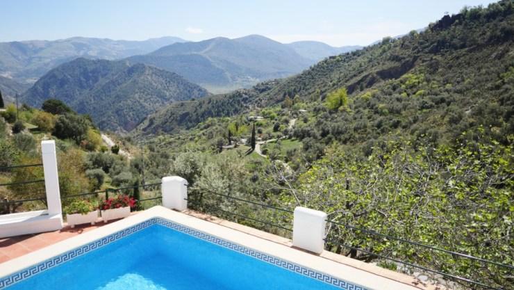 Your rural house in La Alpujarra Granada Spain