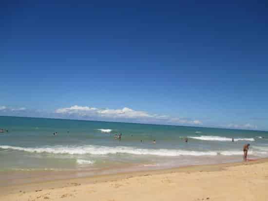 Praia dos Nativos | Fonte: TripAdvisor