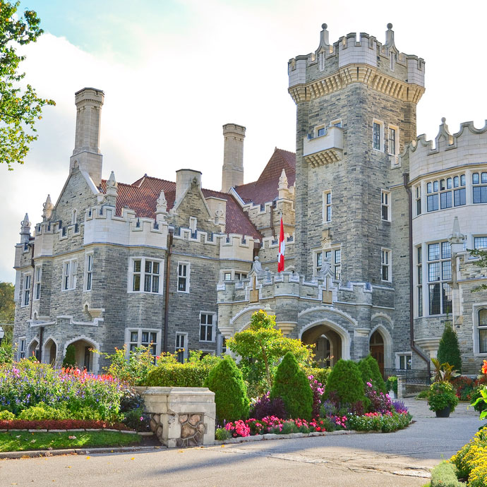 About  Casa Loma