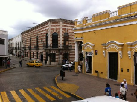 merida from top of bus