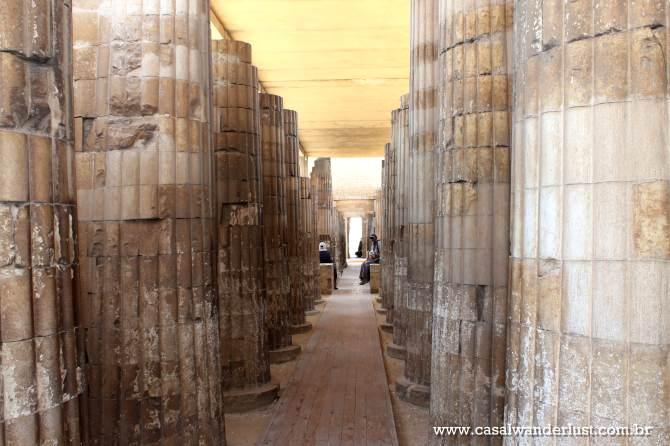 Colunata Saqqara