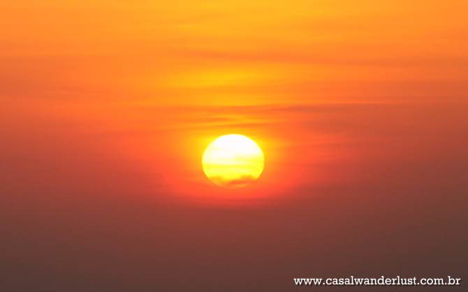 Nascer do sol Luxor