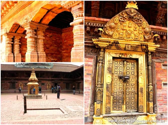Arquitetura Kathmandu