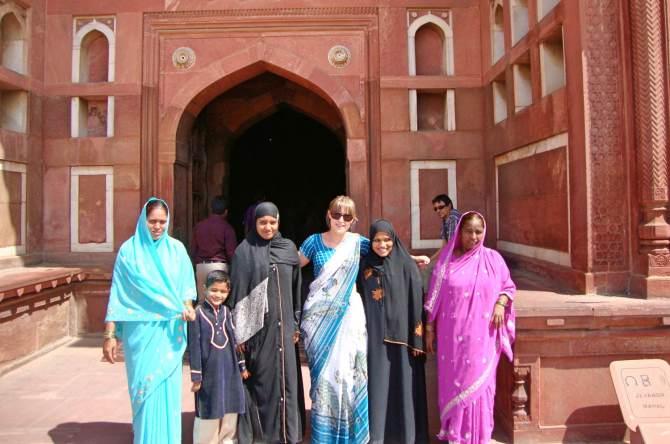 Mulheres de Sari