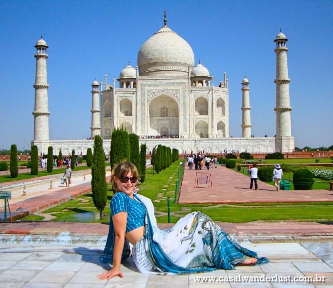 Quanto custa viajar pela Índia