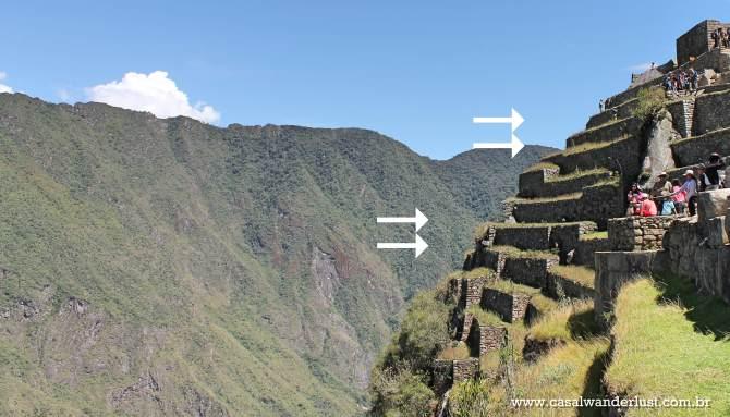 Terraços Machu Picchu