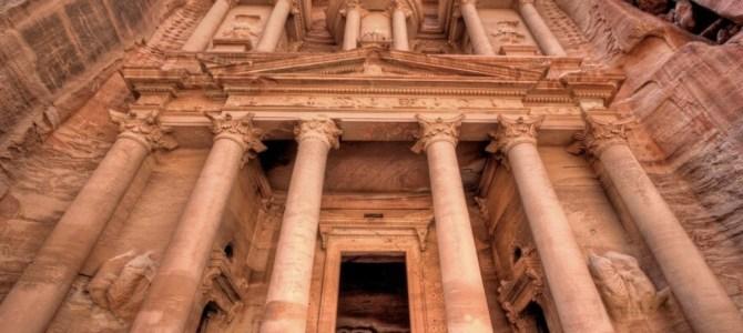 Petra, a cidade perdida dos Nabateus