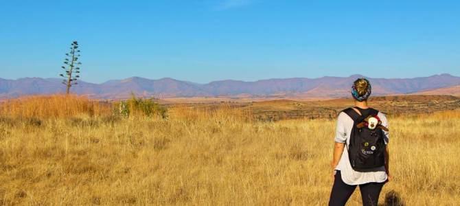 De Durban, na África do Sul, até Maseru, no Lesoto