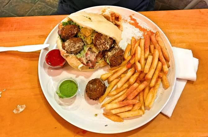 Onde comer barato em Cape Town