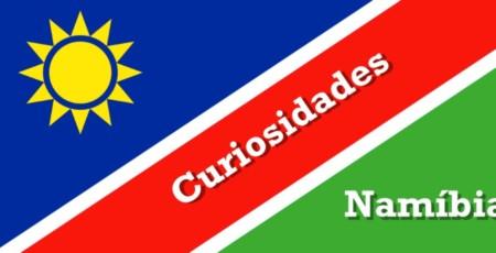 10 Curiosidades sobre a Namíbia