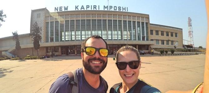 Como ir da Zâmbia até a Tanzânia de trem – Tazara Railway