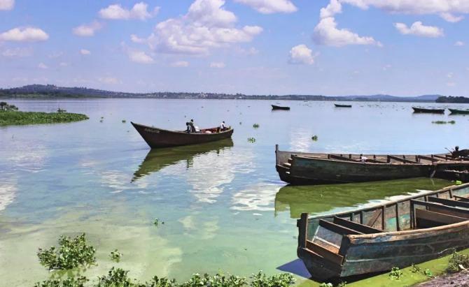 Lake Victoria na Tanzânia