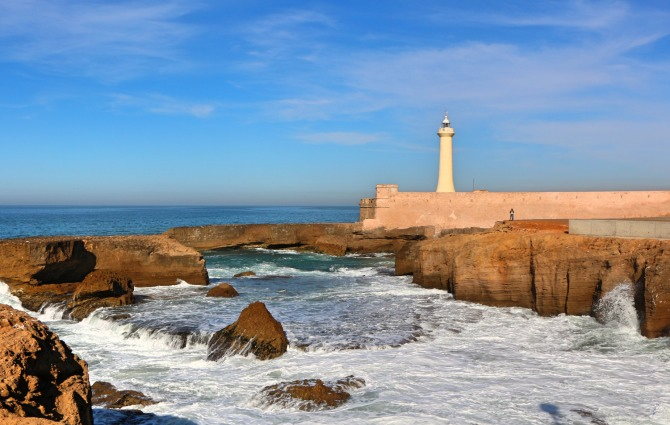 Lighthouse Rabat