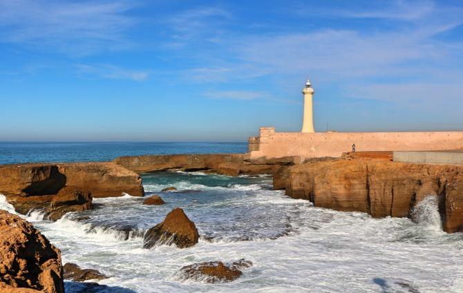 Lighthouse Rabat